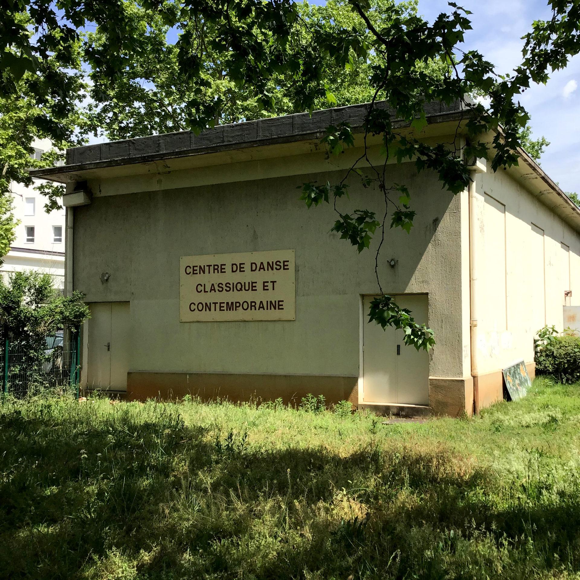 Extension d'un studio de Danse - Vaulx-en-Velin