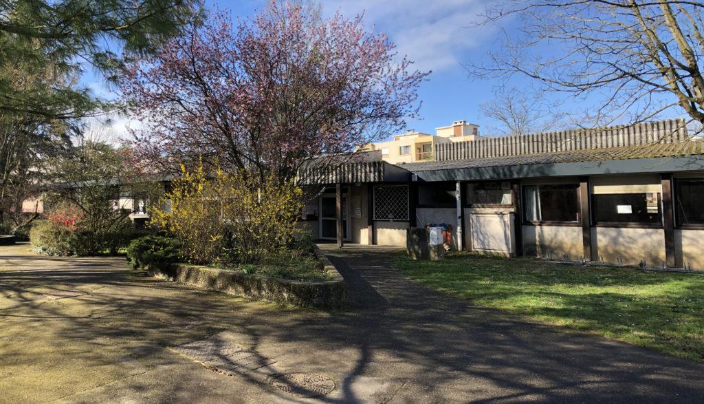 Ecole maternelle de Décines Charpieu