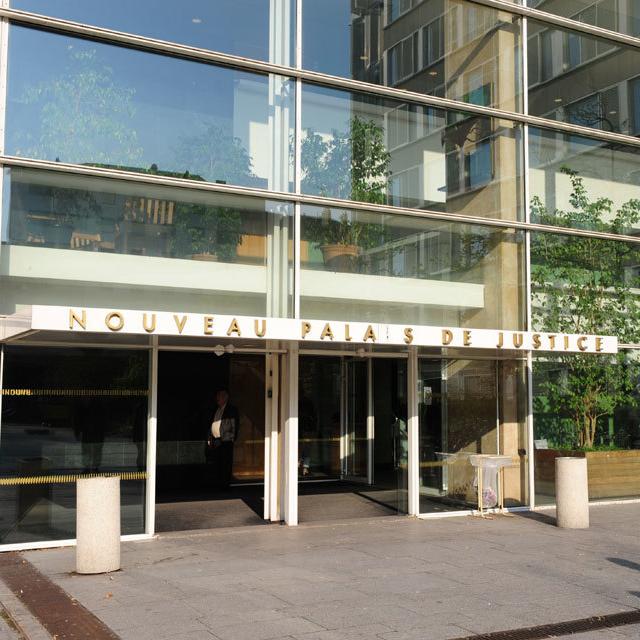 Mise en accessibilité du Nouveau Palais de Justice de Lyon
