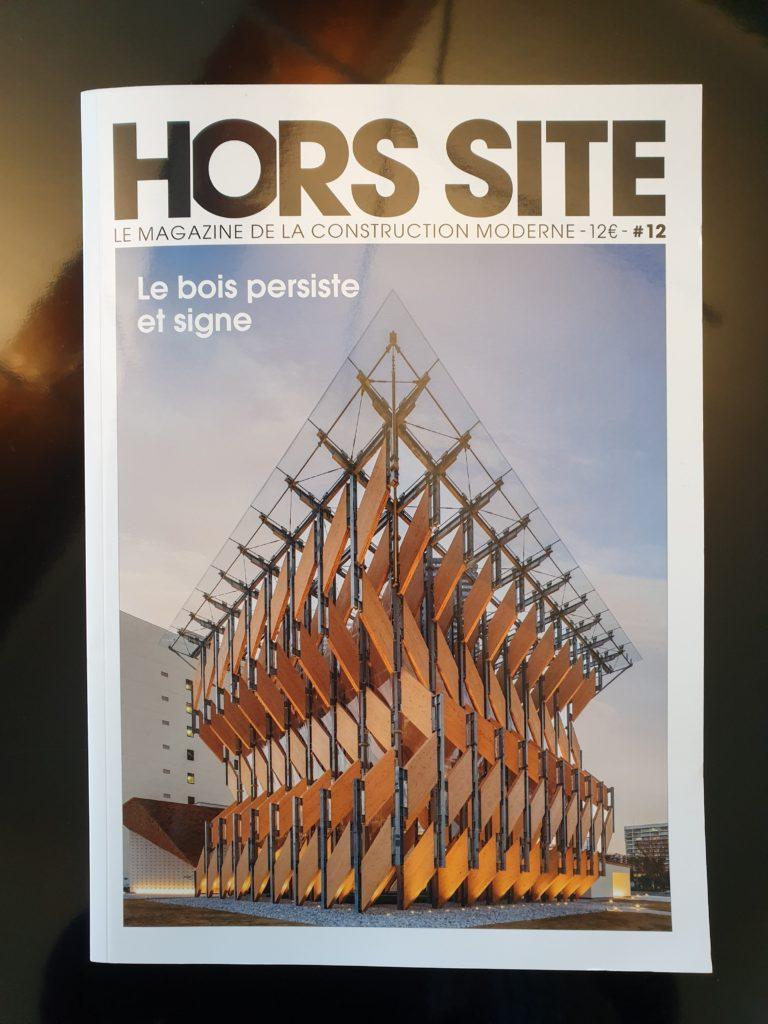 Hors site - couverture