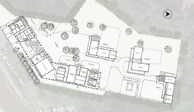 Plans - Centre aéré de Décines